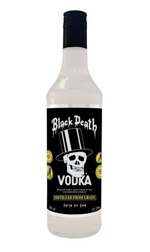 Black Death Vodka (Inglaterra) - Mariano Madrueño