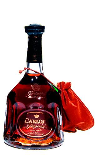 Comprar Carlos I Imperial (brandy) - Mariano Madrueño