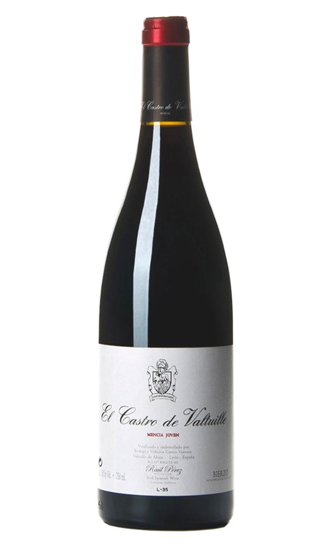 Comprar Castro de Valtuille Barrica (vino tinto del Bierzo)