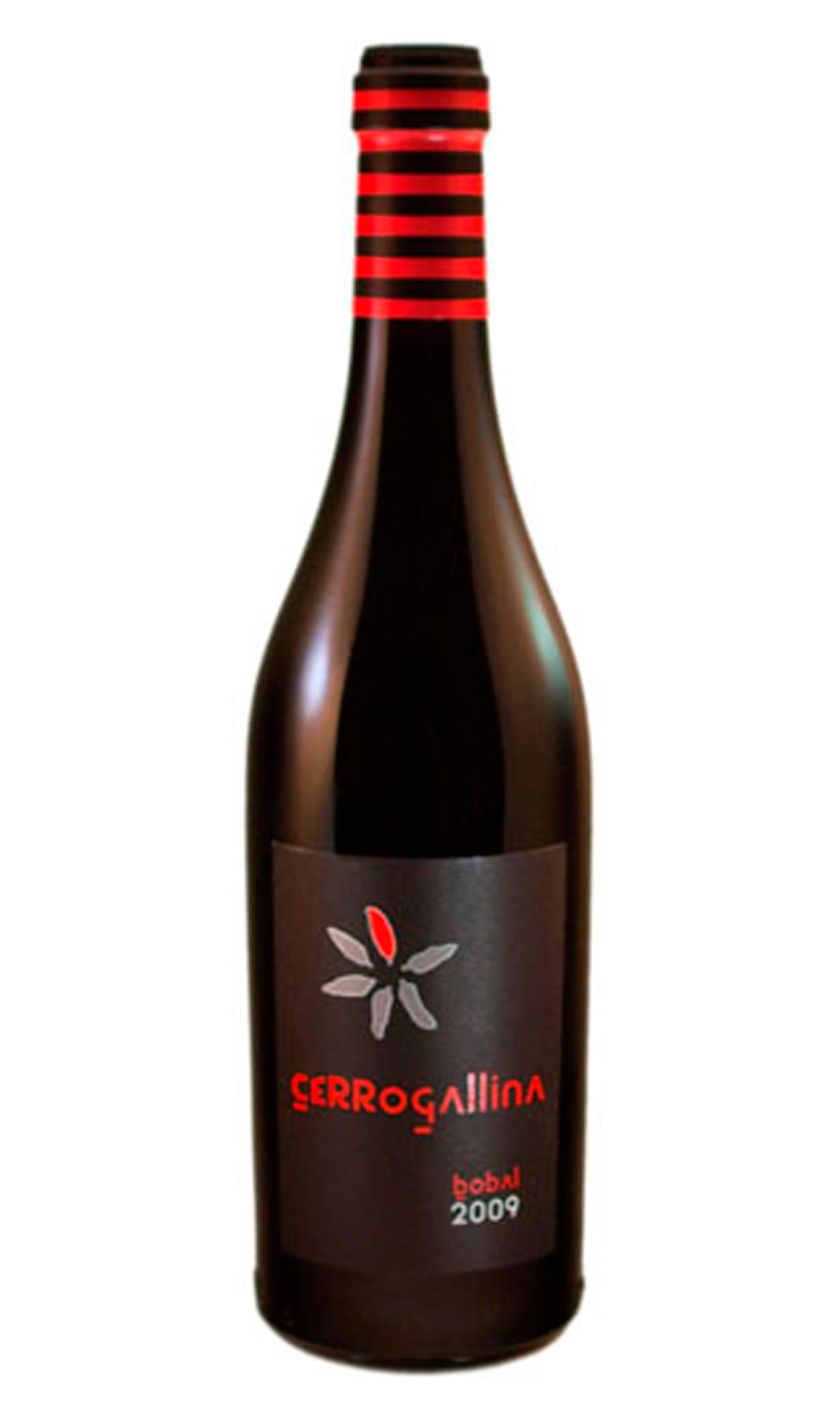 Cerro Gallina (vino de Requena)