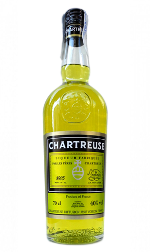 Comprar Chartreuse amarillo (licor) - Mariano Madrueño