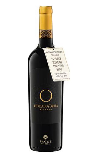 Condado de Oriza Reserva - Comprar vino tinto