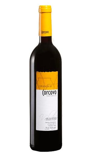 Corcovo crianza (vino de Valdepeñas) - Mariano Madrueño