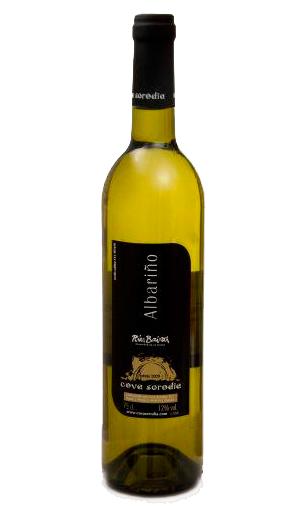 Cova Serodia (Riax Baixas) vino blanco
