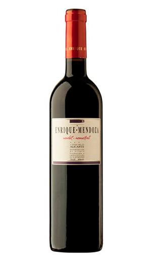 Enrique Mendoza Merlot - Vino alta expresión