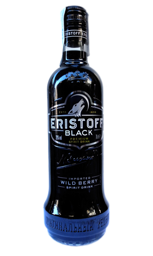 Comprar Eristoff Black (vodka francés) - Mariano Madrueño