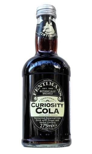 Comprar Fentimans Curiosity Cola (bebida premium inglesa)