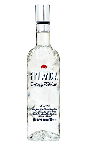 Comprar Finlandia litro (vodka) - Mariano Madrueño