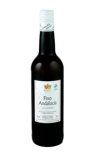 Fino Andalucía - Comprar vino generoso