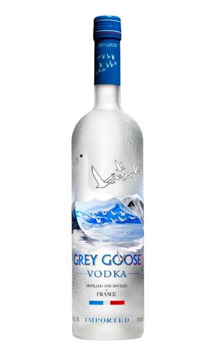 Comprar Grey Goose litro (vodka premium) - Mariano Madrueño