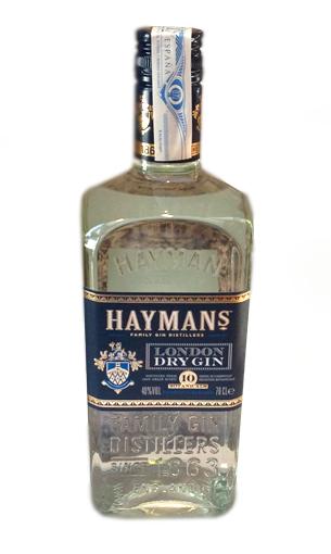 Comprar Hayman's London Dry (ginebra) - Mariano Madrueño