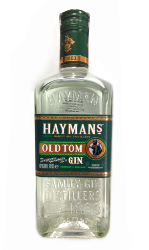 Comprar Hayman's Old Tom (ginebra inglesa) - Mariano Madrueño