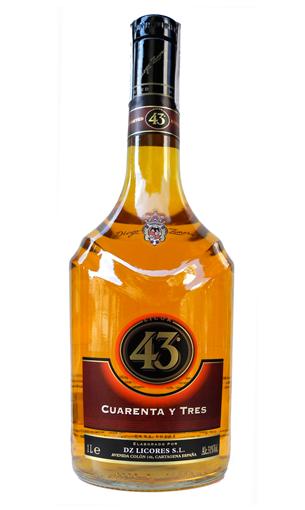 Comprar Licor 43 litro (España) - Mariano Madrueño