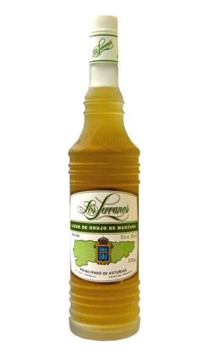 Comprar Los Serranos Licor de Orujo de Manzana - Mariano Madrueño