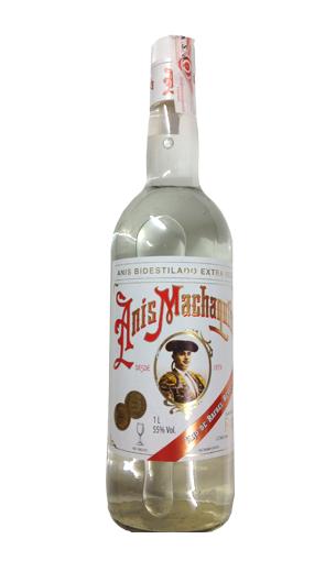 Machaquito seco litro (anís natural) - Mariano Madrueño