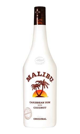 Malibu Caribbean Rum With Coconut (licor caribeño) - Mariano Madrueño