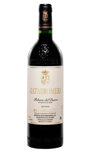 Comprar Matarromera Reserva (Ribera del Duero) - Mariano Madrueño