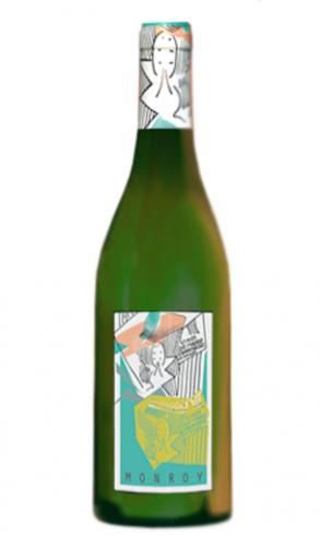 Monroy vino blanco - vino joven