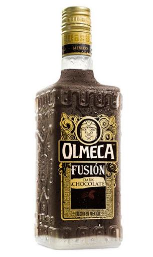 Olmeca chocolate (Tequila de Méjico)