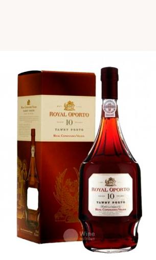 Royal Oporto Reserva 10 años