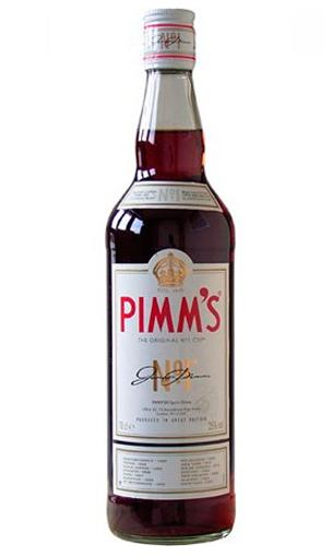 Comprar Pimm's litro (licor, ginebra) - Mariano Madrueño
