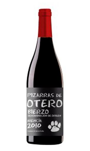 Pizarras de Otero (vino tinto del Bierzo) - Mariano Madrueño