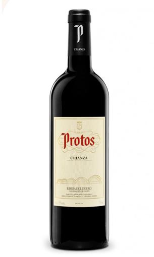 Protos Crianza - Comprar Ribera del Duero