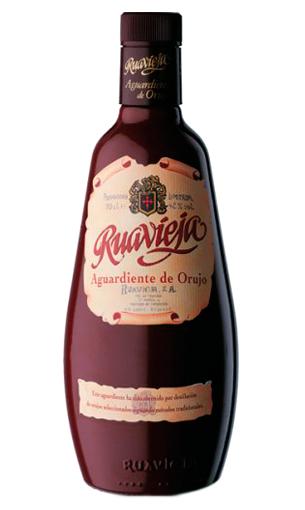 Comprar Ruavieja aguardiente de orujo - Mariano Madrueño