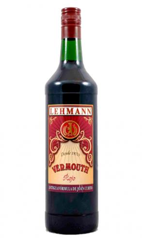Vermouth rojo Lehmann