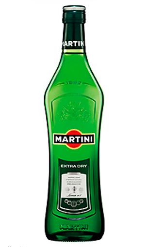 Vermut Martini blanco seco