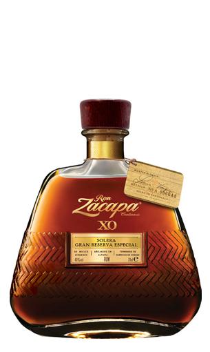 Zacapa X.O. (ron guatemalteco) - Mariano Madrueño